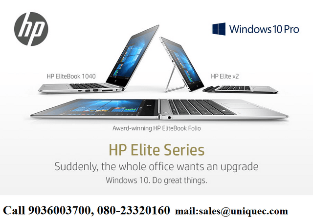 Unique Computers HP Gold Partner | HP Gold Partner in Bangalore for